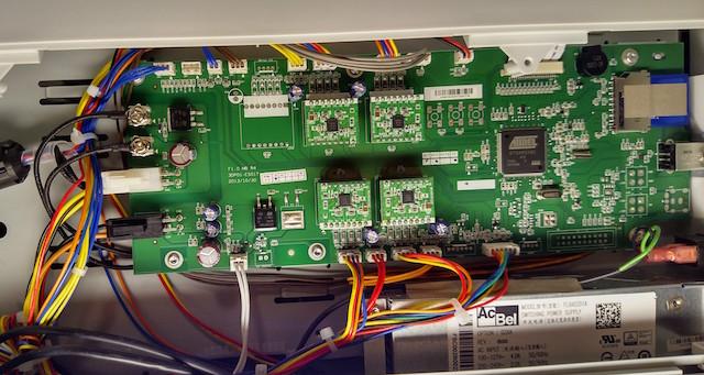 Xyz Da Vinci 1 0 Motherboard